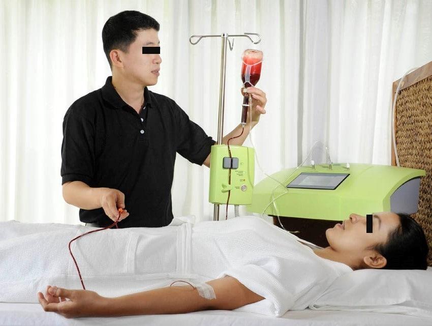 10-pass ozone therapy | American Regenerative Clinic