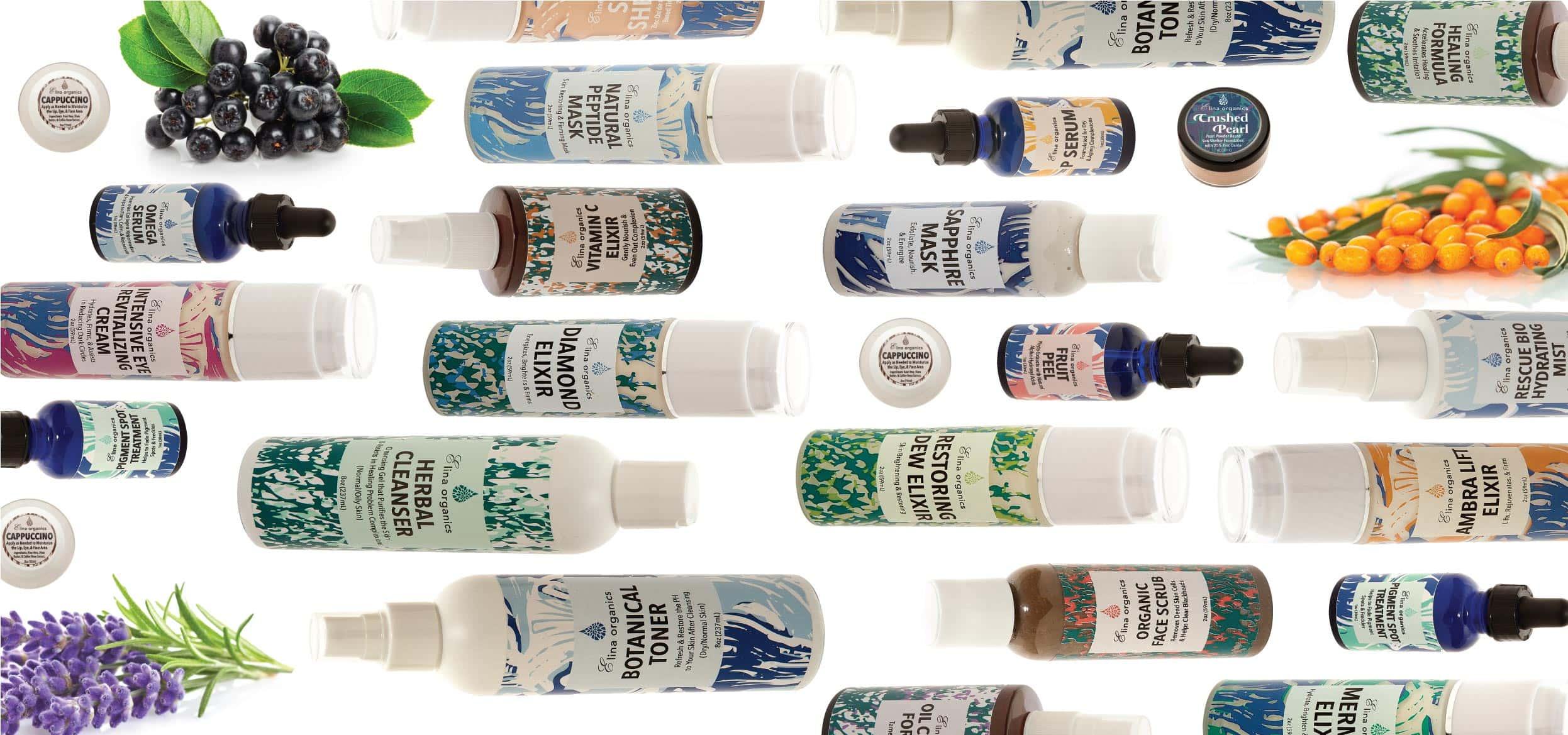 Elina Organic Skin Products