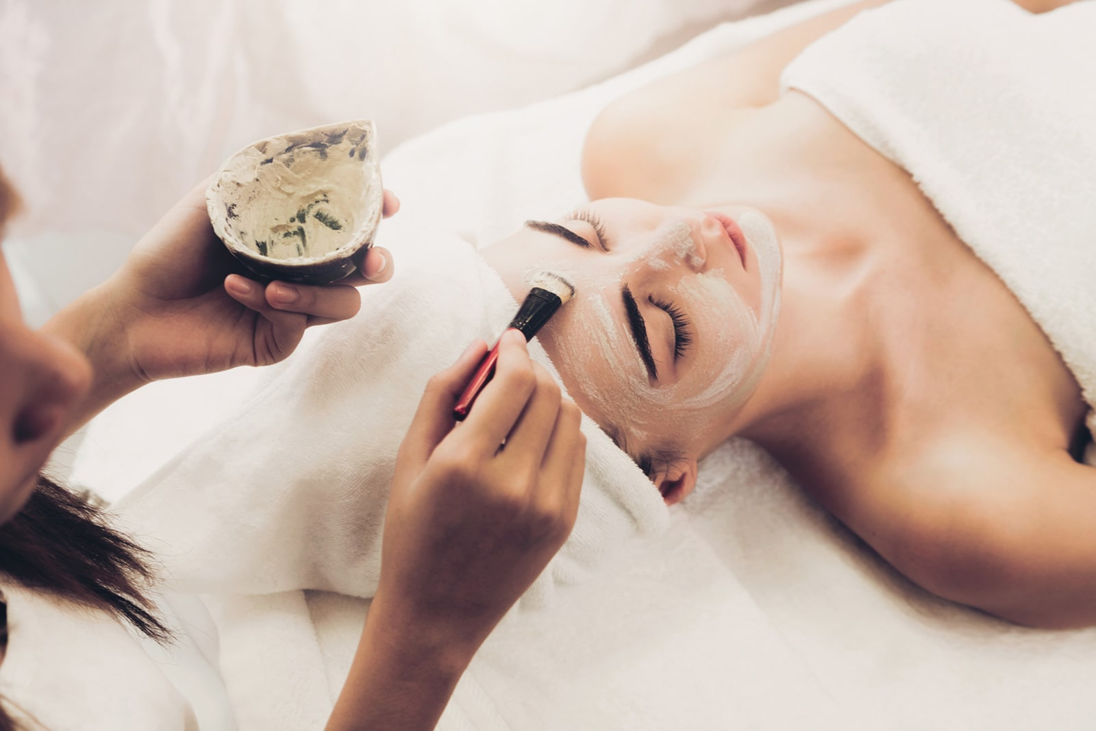 herbal facial american regenerative clinic