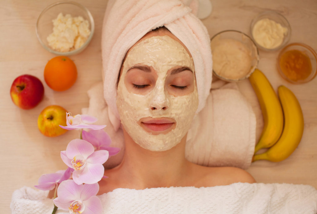 American Regenerative Clinic Facial Mask